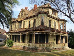 Sweatt house