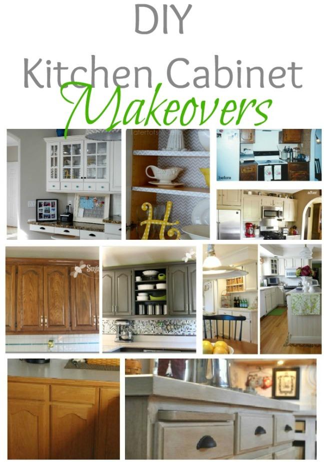Diy Kitchen Cabinet Makeover Renae Walker Realtor