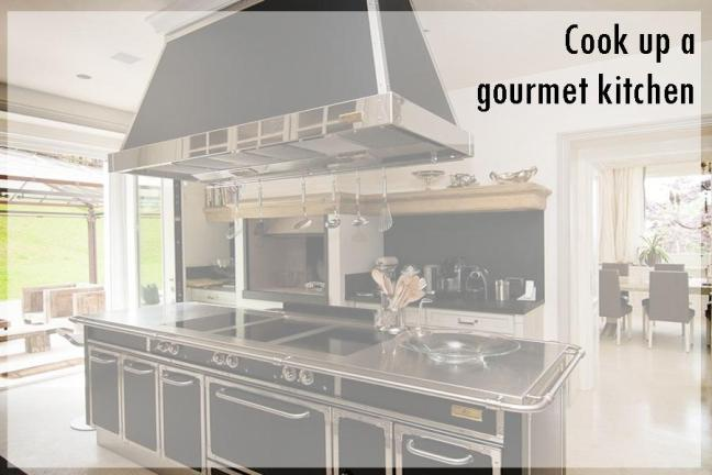 Gourmet Kitchen