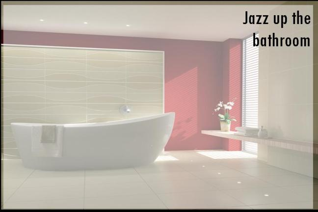 Jazz bathroom